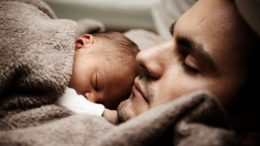 How to Make a Newborn Sleep Without Being Held?